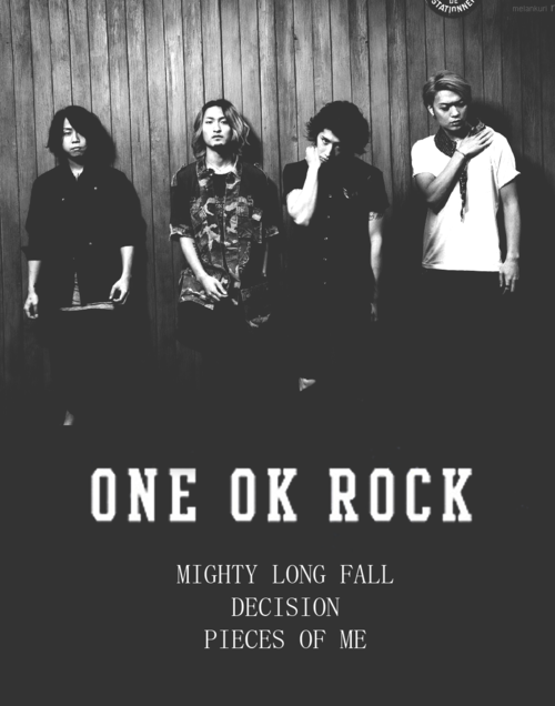 ONE OK ROCK – Pieces of Me